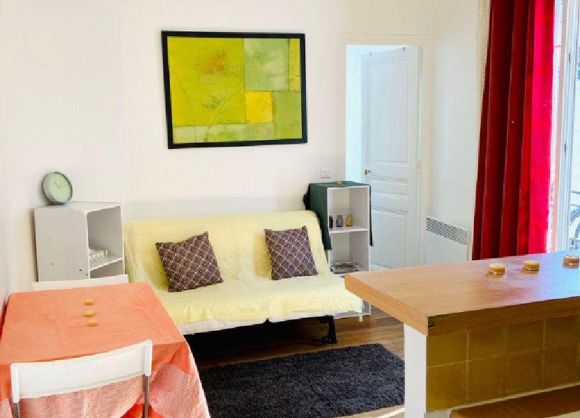Appartement à louer 30m2 à Levallois-Perret