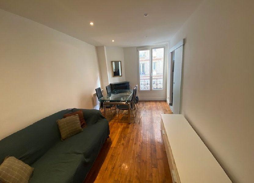 Appartement à louer 36m2 à Levallois-Perret