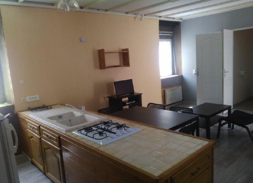Appartement à louer 41.14m2 à Meyrannes
