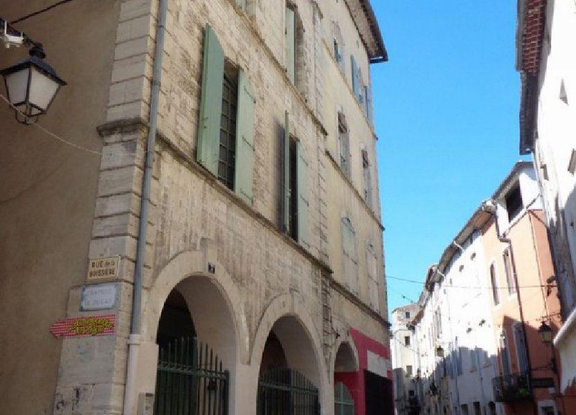 Immeuble à vendre 216m2 à Saint-Ambroix