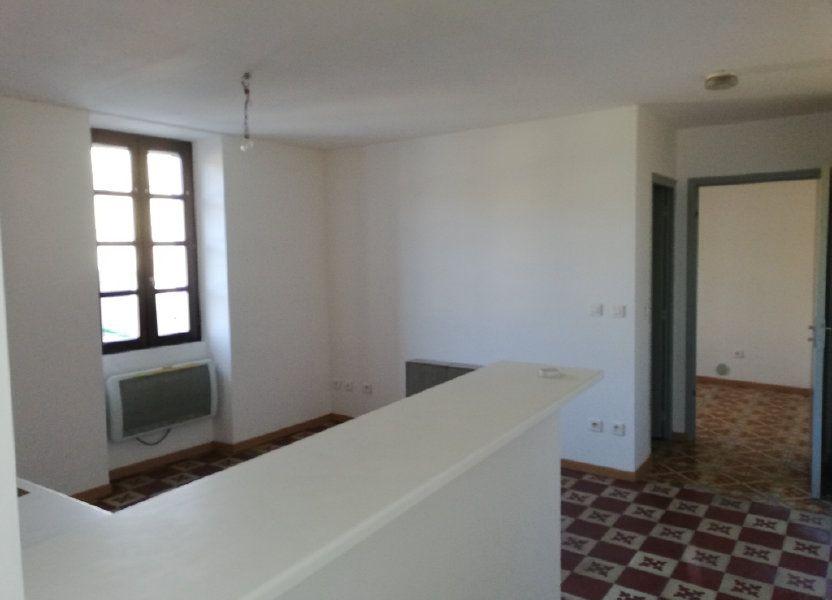 Maison à louer 45m2 à Molières-sur-Cèze