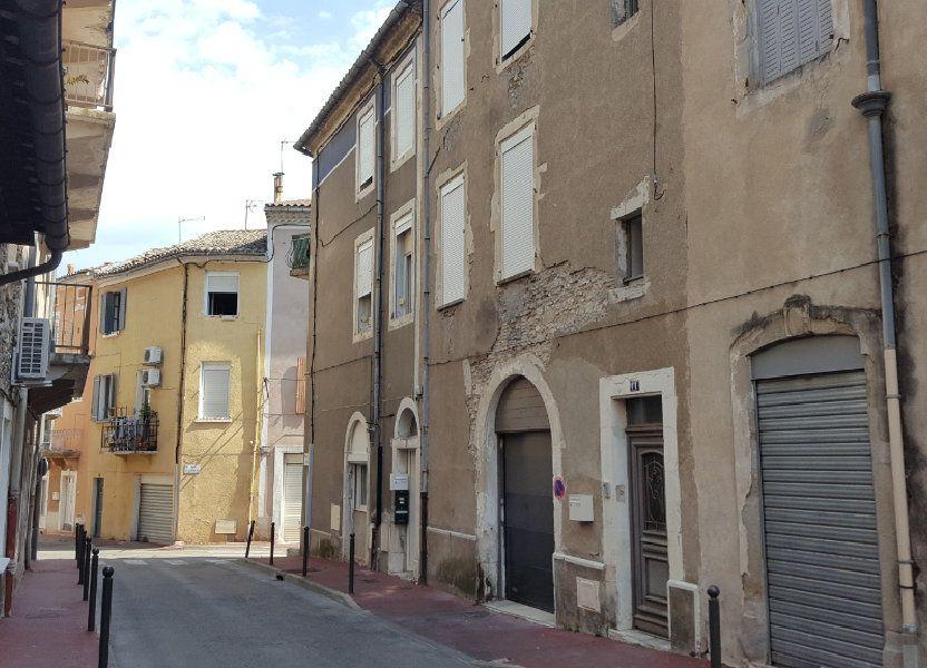 Appartement à louer 51.92m2 à Saint-Ambroix