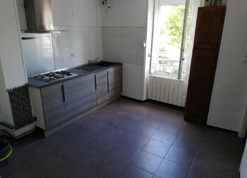 Appartement à louer 53.73m2 à Alès