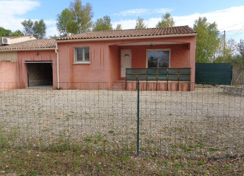 Maison à louer 89.82m2 à Saint-Jean-de-Maruéjols-et-Avéjan