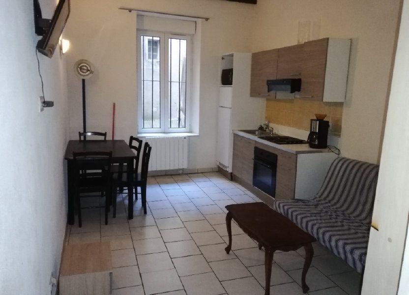 Appartement à louer 31.34m2 à Saint-Ambroix