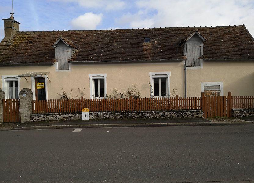 Maison à vendre 57m2 à Saint-Ouen-de-Mimbré