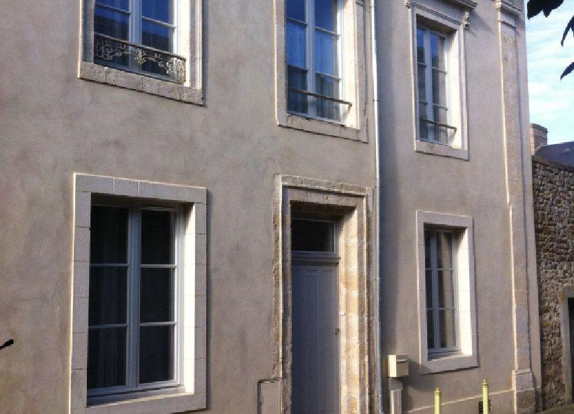 Maison à vendre 186m2 à Fresnay-sur-Sarthe