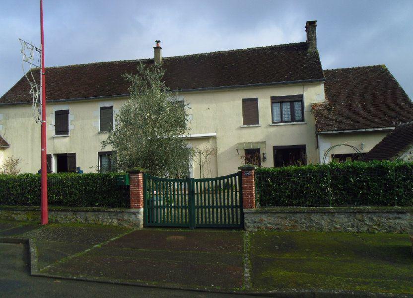 Maison à vendre 143m2 à Neufchâtel-en-Saosnois