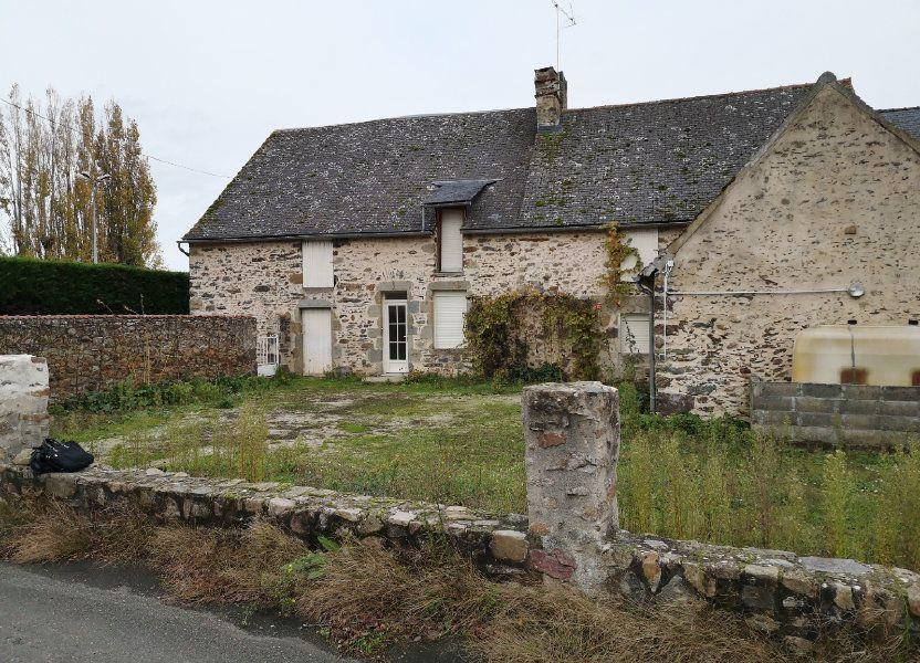 Maison à vendre 150m2 à Sougé-le-Ganelon