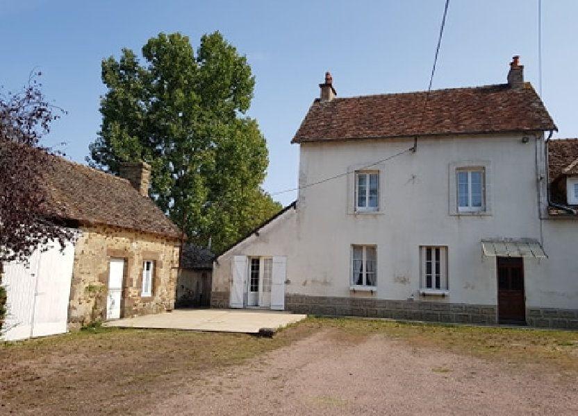 Maison à vendre 140m2 à Saint-Aubin-de-Locquenay