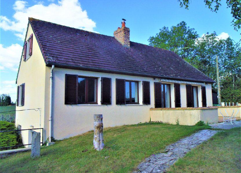 Maison à vendre 95m2 à Sougé-le-Ganelon