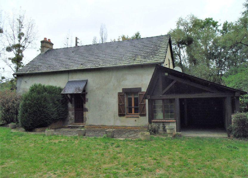 Maison à vendre 95m2 à Saint-Paul-le-Gaultier