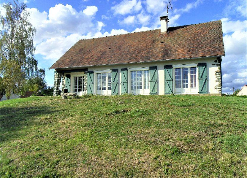 Maison à vendre 106m2 à Saint-Germain-sur-Sarthe