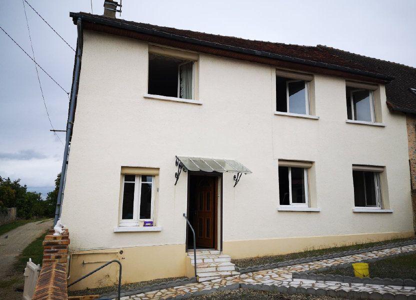 Maison à vendre 100m2 à Fresnay-sur-Sarthe