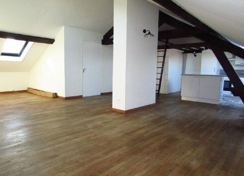 Appartement à louer 45.88m2 à Vandoeuvre-lès-Nancy