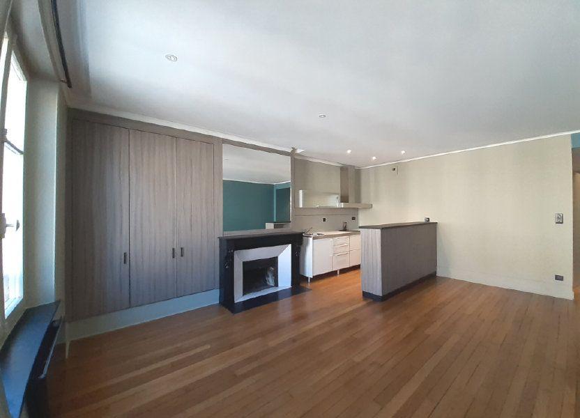 Appartement à louer 48.73m2 à Nancy