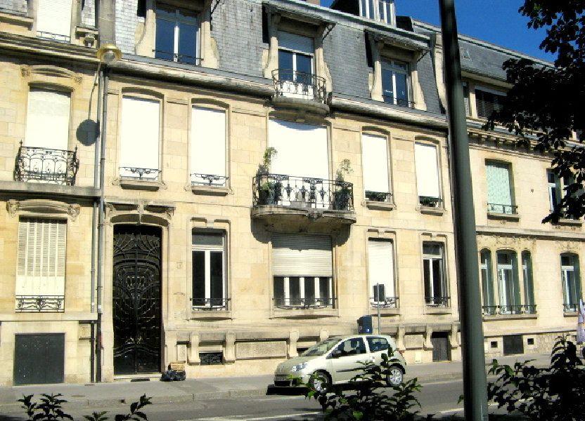 Appartement à louer 52.5m2 à Nancy