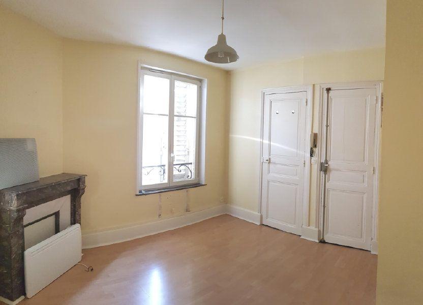 Appartement à louer 17.67m2 à Nancy