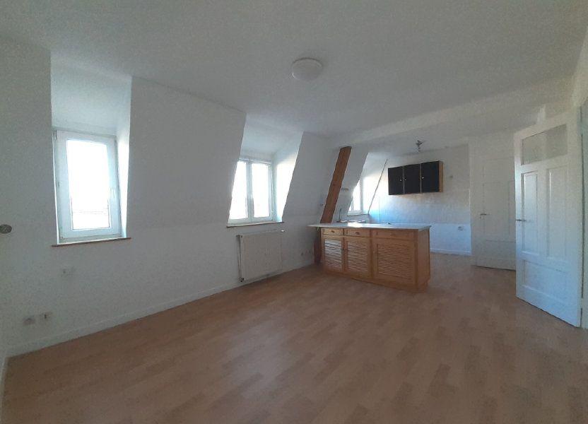 Appartement à louer 42.82m2 à Vandoeuvre-lès-Nancy