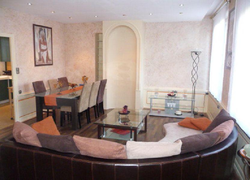 Appartement à louer 72.11m2 à Nancy
