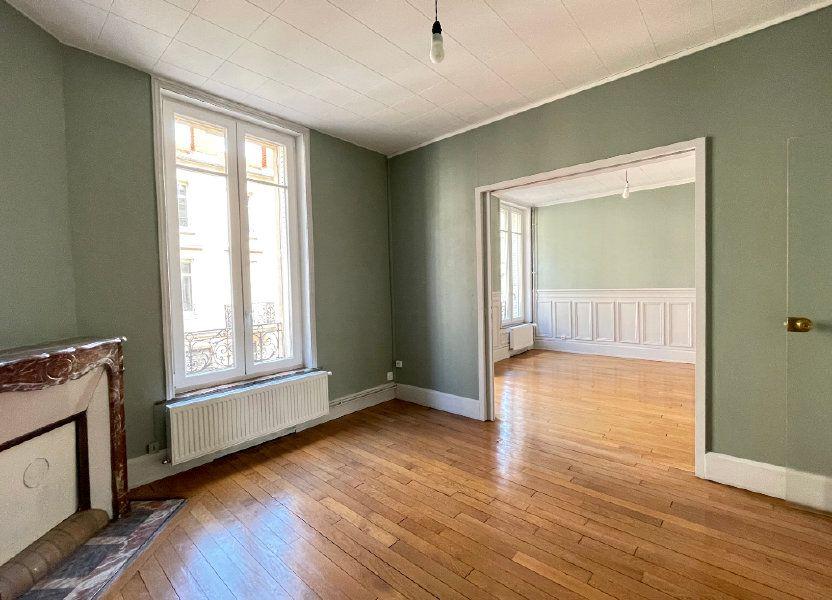 Appartement à louer 63m2 à Nancy