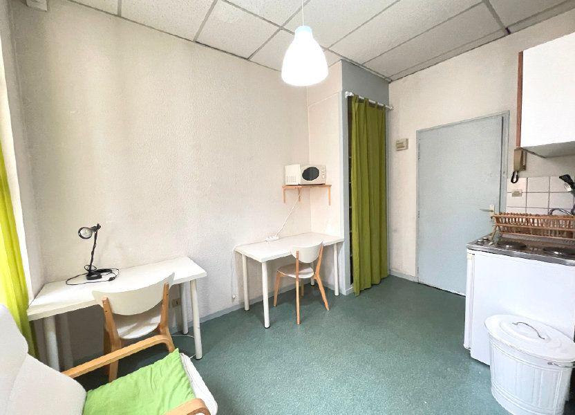 Appartement à louer 15.42m2 à Nancy