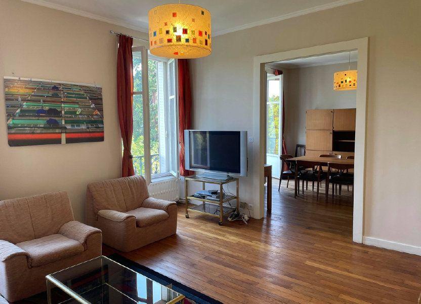 Appartement à louer 117.19m2 à Nancy