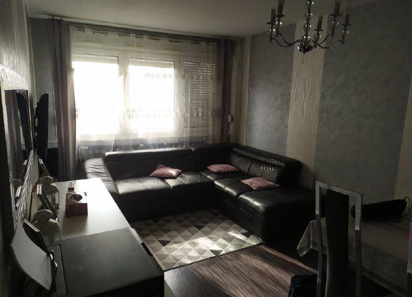 Appartement à louer 73.88m2 à Laxou