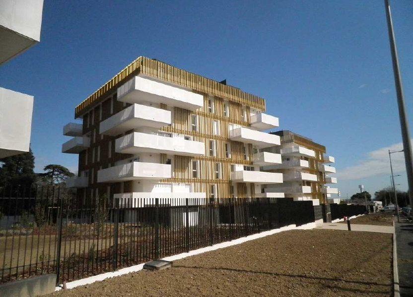Appartement à louer 63.5m2 à Montpellier