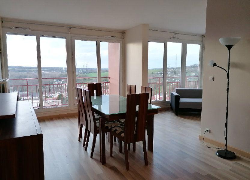 Appartement à louer 78.14m2 à Montataire