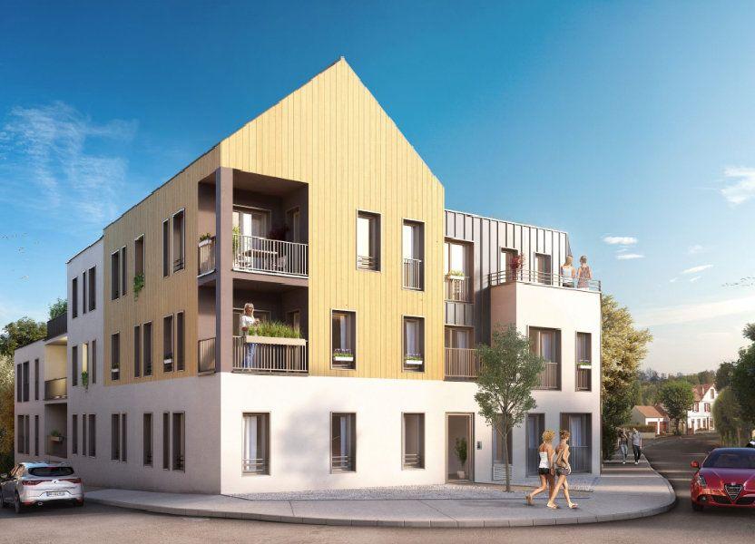 Appartement à vendre 77.51m2 à Luzarches