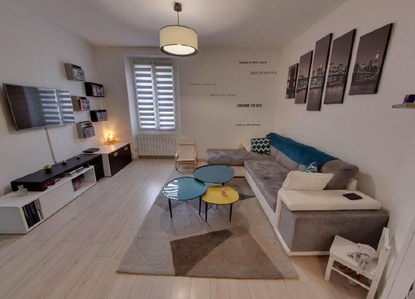 Appartement à vendre 64.09m2 à Luzarches