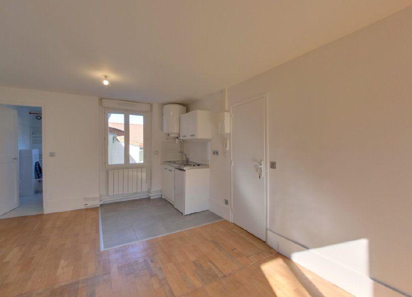 Appartement à louer 25.71m2 à Saint-Prix