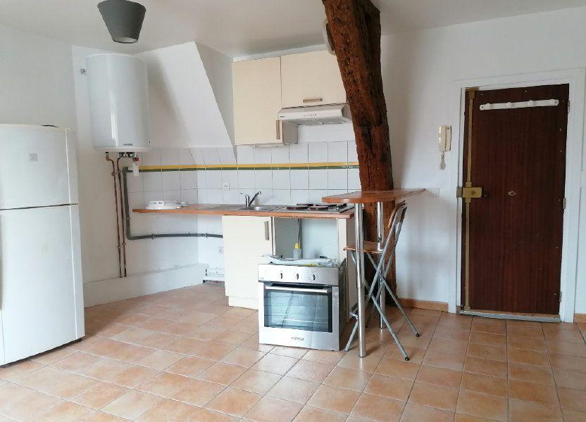 Appartement à louer 28.84m2 à Écouen