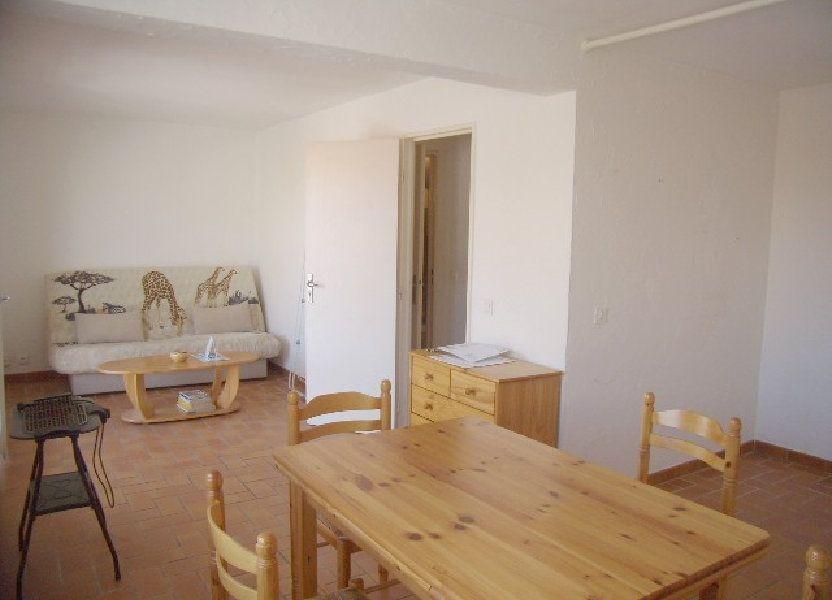 Appartement à louer 31.5m2 à Sainte-Maxime