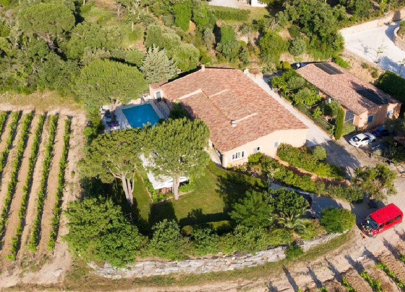 Maison à vendre 380m2 à Le Plan-de-la-Tour