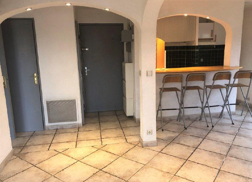 Appartement à louer 34.75m2 à Sainte-Maxime
