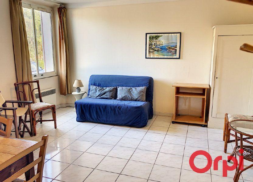 Appartement à louer 23.4m2 à Sainte-Maxime