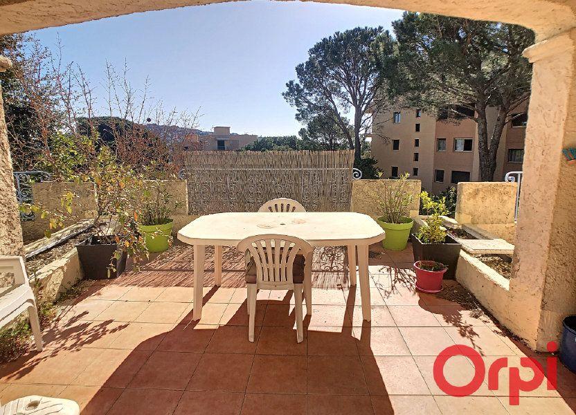 Appartement à vendre 27.5m2 à Sainte-Maxime