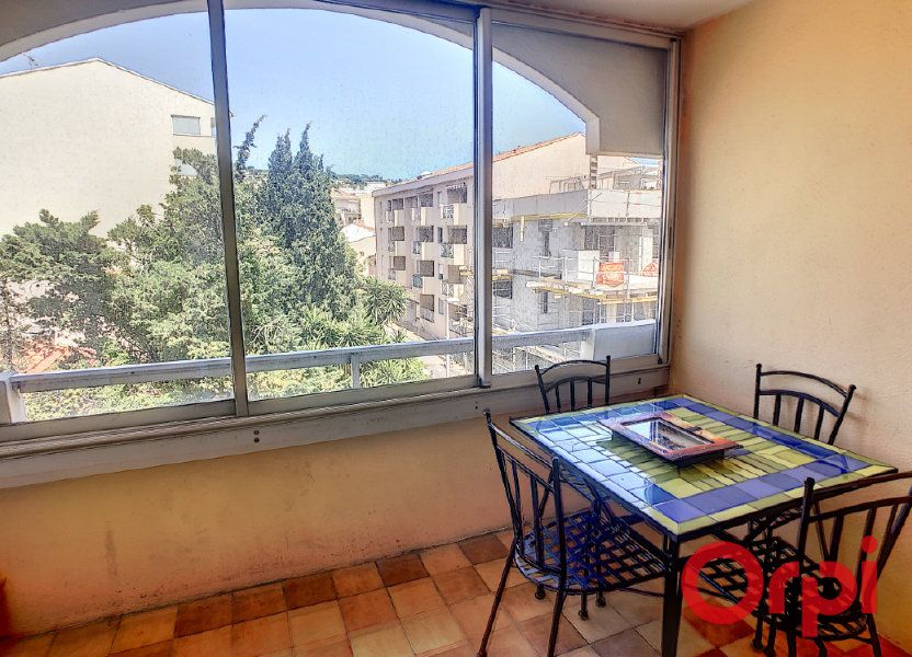Appartement à louer 23.2m2 à Sainte-Maxime
