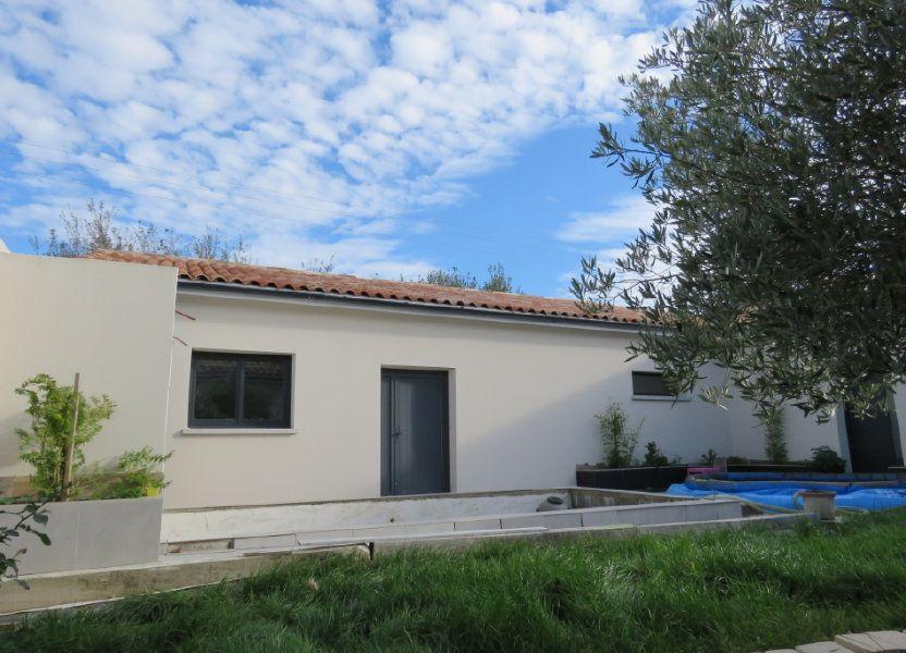 Maison à vendre 138m2 à Saint-Élix-le-Château