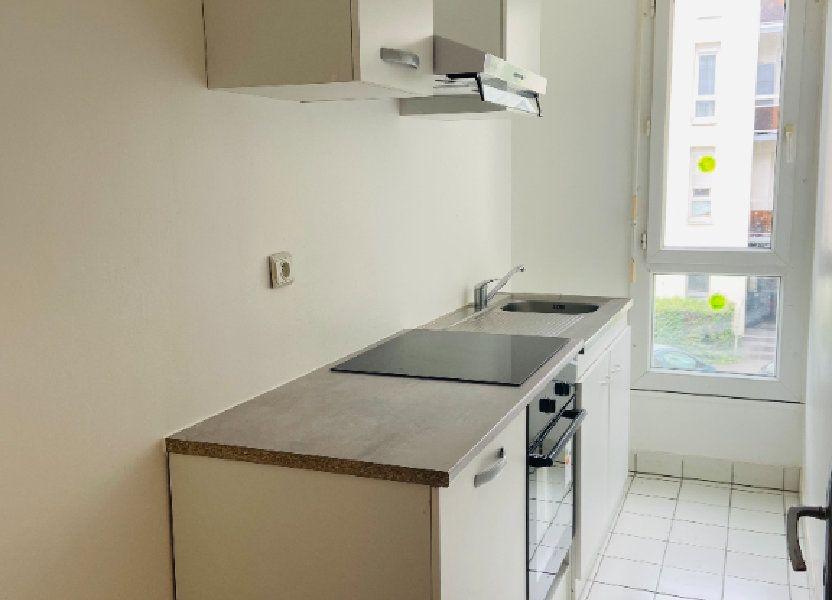 Appartement à louer 60.66m2 à Tremblay-en-France