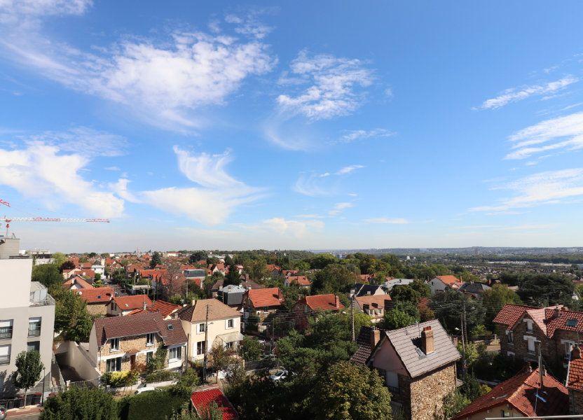 Appartement à vendre 64.79m2 à Juvisy-sur-Orge