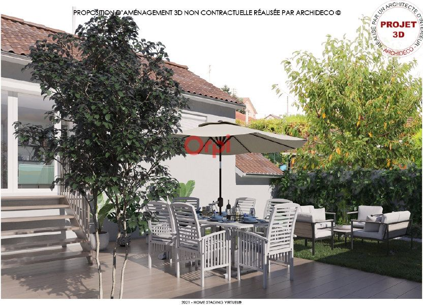Maison à vendre 117m2 à Athis-Mons