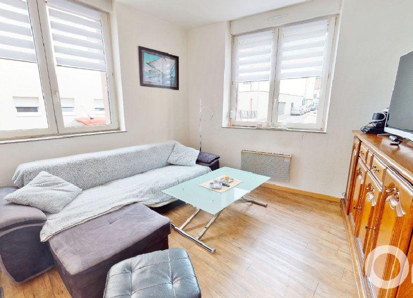 Appartement à louer 49m2 à Longwy