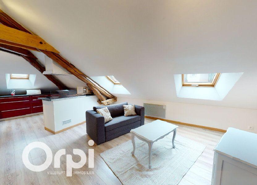 Appartement à louer 44m2 à Longwy