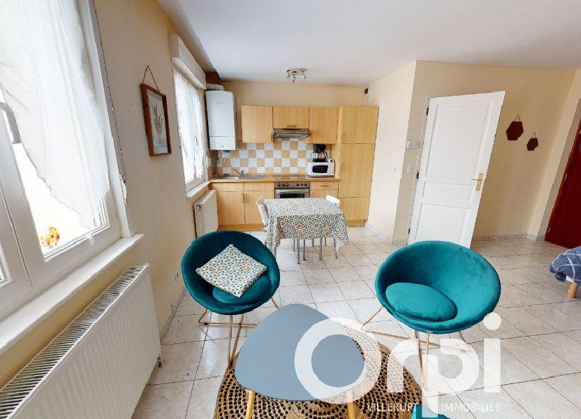 Appartement à louer 25m2 à Apach