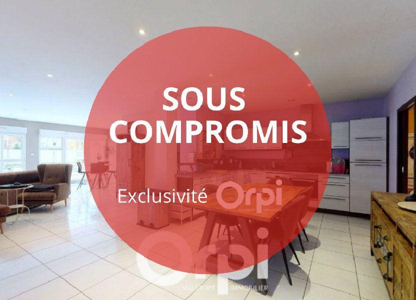 Appartement à vendre 120m2 à Villerupt