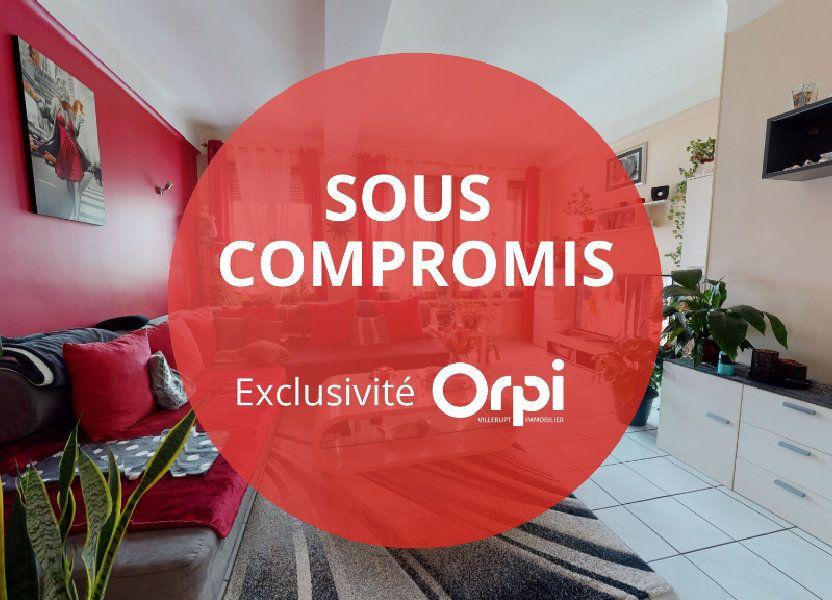 Appartement à vendre 86m2 à Villerupt