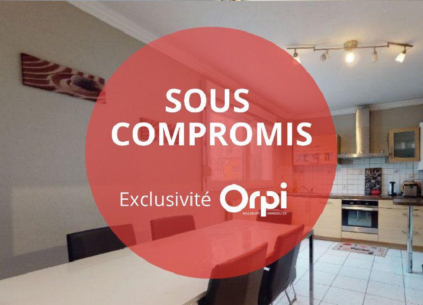 Appartement à vendre 80m2 à Villerupt